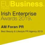 Winner of Irish Enterprise Award 2019
